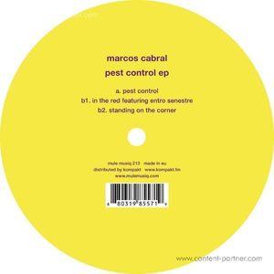 Marcos Cabral - Pest Control (mule musiq)
