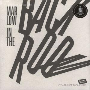 Marlow - In The Backroom (2LP + MP3) (Sonar Kollektiv)