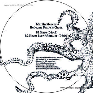 Martin Mercer - Hello My Name Is Chaos