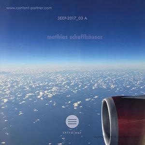 Mathias Schaffhäuser - Raue Luft EP (Third Ear)