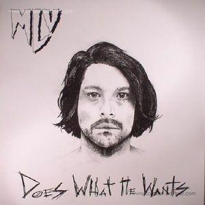 Matthew Logan Vasquez - Does What He Wants (Dine Alone)