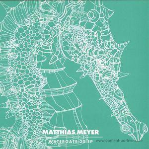 Matthias Meyer, Yokoo & Retza, Gorje Hew - Watergate 20 EP (watergate)
