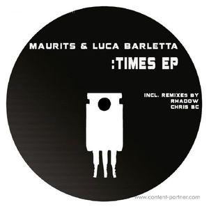 Maurits & Luca Barletta - Times EP (Remixes by Rhadow & Chris BC) (Freunde Elektronischer Musik)