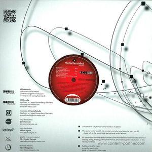 Menschenskind - Tequila EP (+ mp3 code)