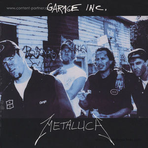 Metallica - Garage Inc. (3LP) (Universal)