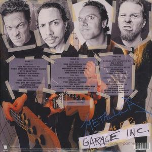 Metallica - Garage Inc. (3LP)