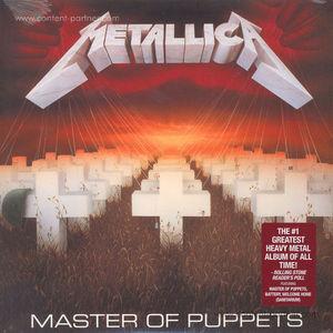 Metallica - Master of Puppets (LP) (Mercury)