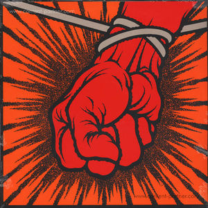 Metallica - St. Anger (2LP) (Mercury)