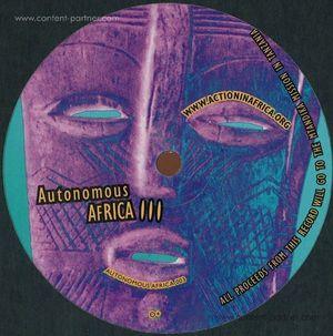 Midland / Auntie Flo / Jd Twitch - Autonomous Africa Volume 3 (AUTONOMOUS AFRICA)