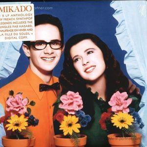 Mikado - Forever (Anthology) (2LP) (Les Disques du Crepuscule)