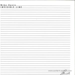 Mike Davis - Invisible Line