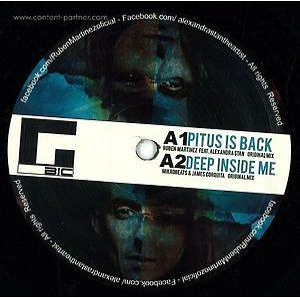 Mikrobeats - Pitus Is Back / Deep Inside Me (kubic)