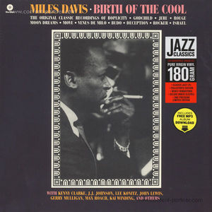 Miles Davis - Birth Of The Cool (LP) (Rumble Records)