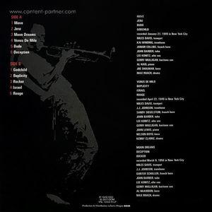 Miles Davis - Birth Of The Cool (Ltd. Ed. Red Vinyl, 1