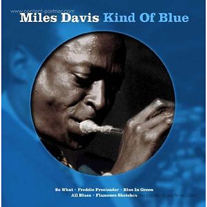Miles Davis - Kind Of Blue (180g Picture Disc) (Not Now Vinyl)