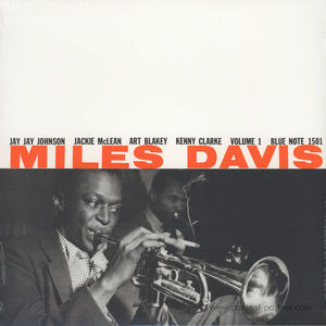 Miles Davis - Volume 1 (Rem. + DL) (Blue Note)
