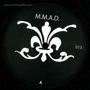 Minimal Lounge & M.Tuschy - Rolling Shape inkl.Rmx by Martin Books (m.m.a.d.)