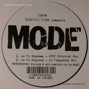 Mode - Lo-fi Odyssey (Pete Herbert Rmx) (codek records)
