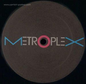 Model 500 - No UFO's Remixes (Moodyman / Luciano Rem (metroplex)