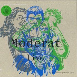 Moderat - Live (Ltd. Deluxe 2LP Boxset) (Monkeytown)
