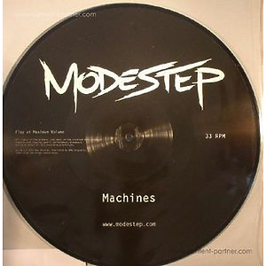 "Modestep - Machines (12"" Picture Disc) RSD 2015"