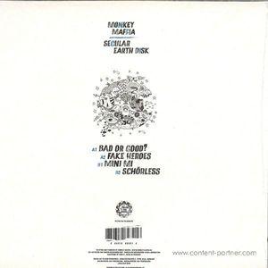 Monkey Maffia - Secular Earth Disk