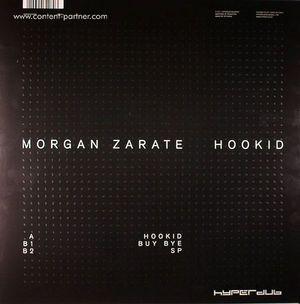 Morgan Zarate - Hookid EP