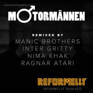 Motormännen - Reformellt (Informellt Remixed) (Lamour Records)