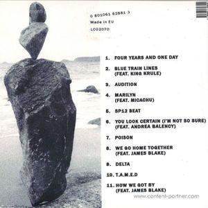 Mount Kimbie - Love What Survives (Ltd. White 2LP/Gatef