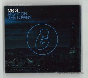 Mr. G - Night On The Town (CD + DVD) (phoenix g)