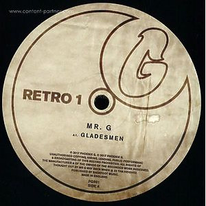 Mr. G - Retro 1 (phoenix g)