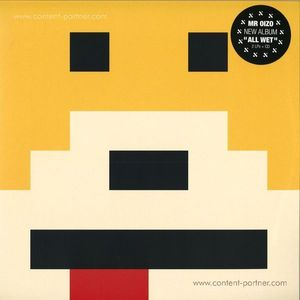 Mr. Oizo - All Wet (Black vinyl) (Because Music)