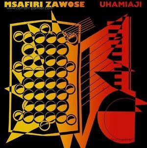 Msafiri Zawose - Uhamiaji (2LP) (Soundway)