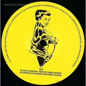 Neil Landstrumm And The Horrorist - The Strange Self Ep (Domina Traxx)