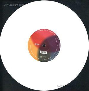 Nicolas Jaar - Love You Gotta Lose Again (White Vinyl 1