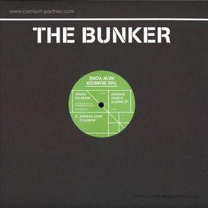 Ninos Du Brasil - Animais Soar O Alarme (The Bunker New York)