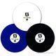 """Noir Music Sales Pack 01 3x12"""" (Deetron, Tiefschwar"""