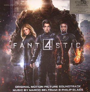 O.S.T. - Fantastic Four (2015) (Black/White marb. (Music On Vinyl)