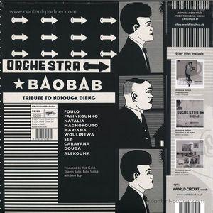 ORCHESTRA BAOBAB - Tribute To Ndiouga Dieng (LP+MP3)