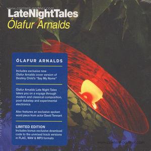 Olafur Arnalds - Late Night Tales (2LP+MP3/180g/Gatefold) (Late Night Tales)