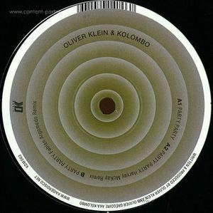 Oliver Klein & Kolombo - PARTY PARTY (KD Music)