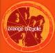 Orange Bicycle Let's Take A Trip On An Orange Bicycle