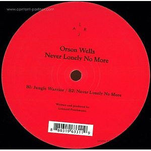 Orson Wells - Never Lonely No More