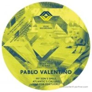Pablo Valentino - My Son's Smile EP (Ge-Ology Remix) (mcde)