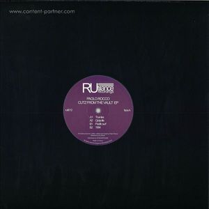 Paolo Rocco - Cutz From The Vault Ep