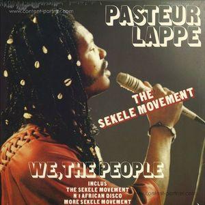 Pasteur Lappe - We, The People (LP Reissue) (Africa Seven)