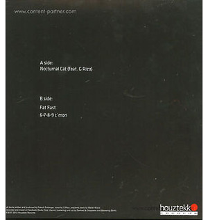 Patrick Pulsinger - Nocturnal Cat