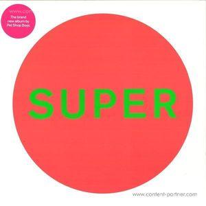 Pet Shop Boys - Super (X2 Records)