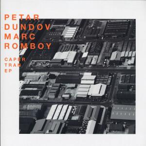 Petar Dundov & Marc Romboy - Caper Tran EP (systematic)