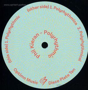 Phil Kieran - Polyrhythmics (Optimo Music)